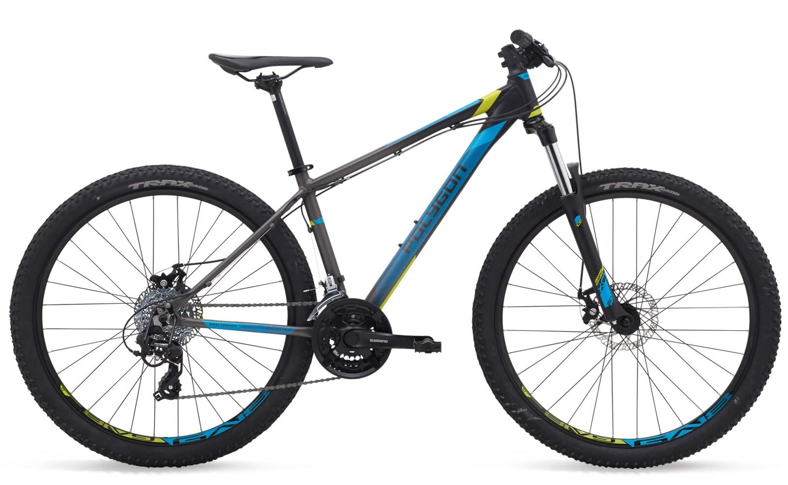 74831f922eb Polygon Cascade 3.0 - 27.5 inch Mountain Bike | Free 14 Day Test
