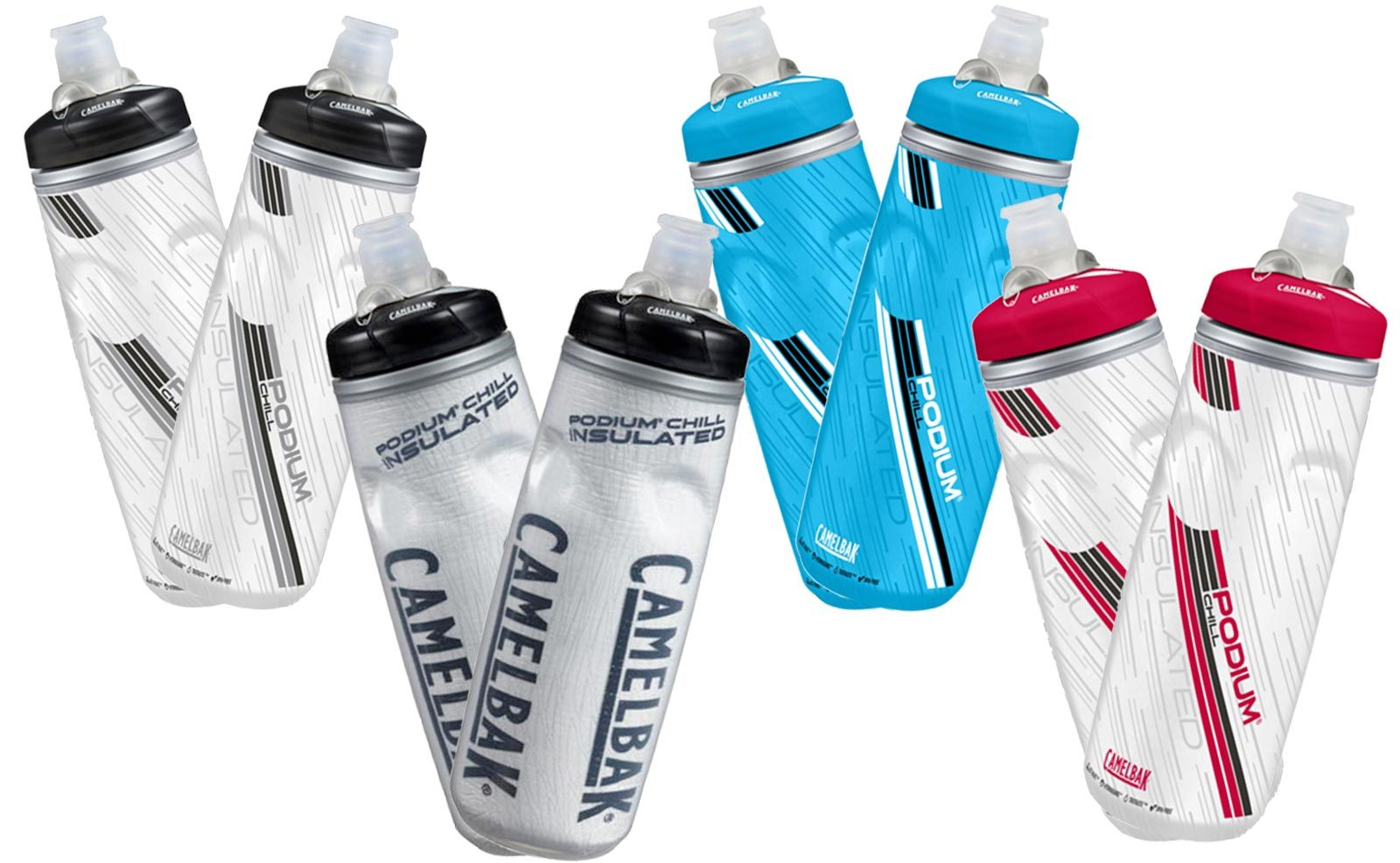 Camelbak Podium Chill 610ml Bundle Pack