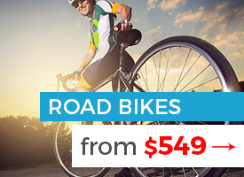Road Bikes from $549