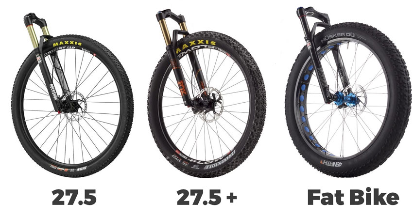 Why You Need A 27 5 Plus Mountain Bike