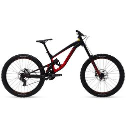 Polygon Collosus DH9 Dual Suspension Downhill Mountain Bike - Team Edition