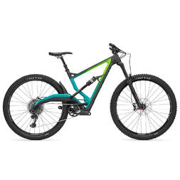 Marin Wolf Ridge 9 Dual Suspension Mountain Bike