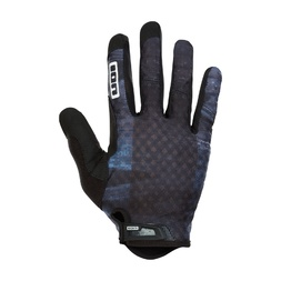 ION Traze Gloves Full Finger Bluejay