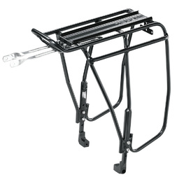 Topeak Uni SuperTourist DX Bicycle Rack with Disc Mount - 24 inch to 29 inch wheels