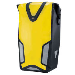 Topeak Pannier DryBag DX - Waterproof Pannier Bag - Yellow