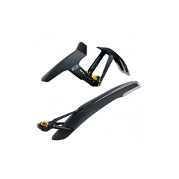 Topeak DeFender XC1 & XC11 Bicycle Front and Rear Mudguards for 29er